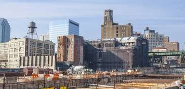 East Side Access Project progress as of Dec.