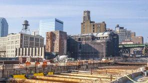 East Side Access project progress as of Dec.