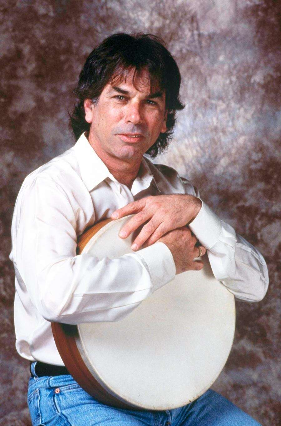 Former Grateful Dead drummer Mickey Hart was born