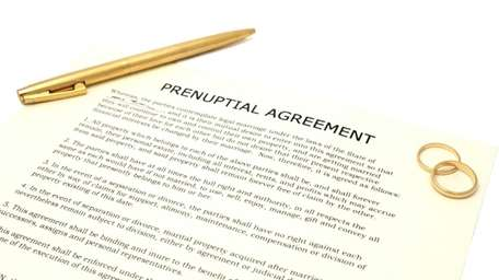 A prenuptial agreement supersedes state marital law; but