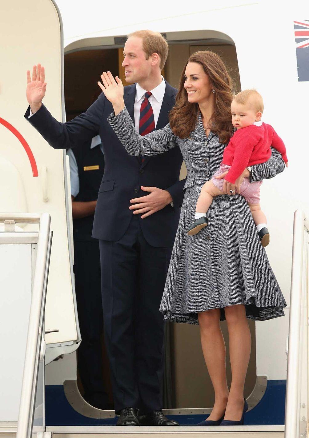 Catherine, Duchess of Cambridge, Prince William, Duke of