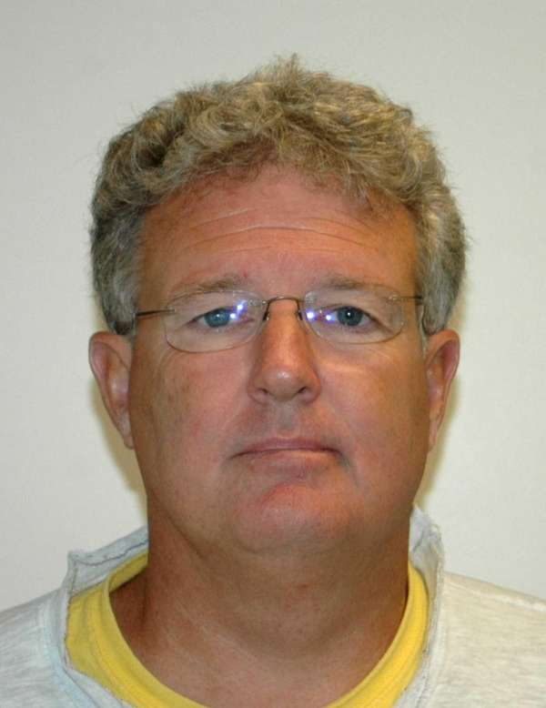 Gerard Timoney, 54, of Rockville Centre, was arrested