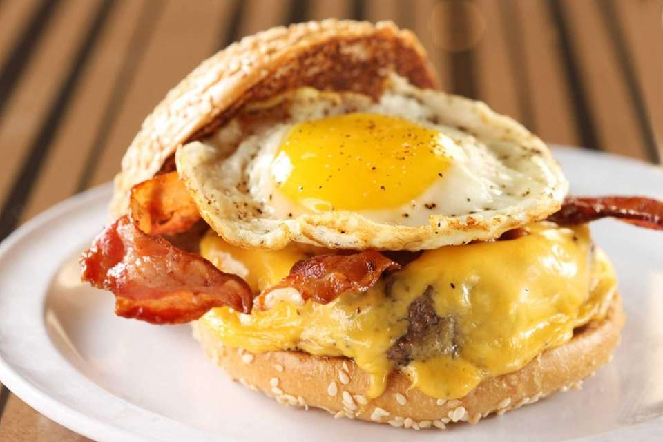 Bobby's Burger Palace (multiple locations): The brunch burger