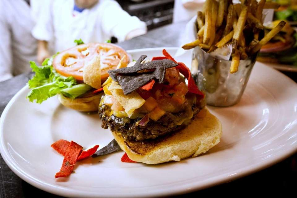 GM Burger Bar (multiple locations): The Not Cho