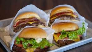 Shake Shack, Garden City: This spot's juicy SmokeShack