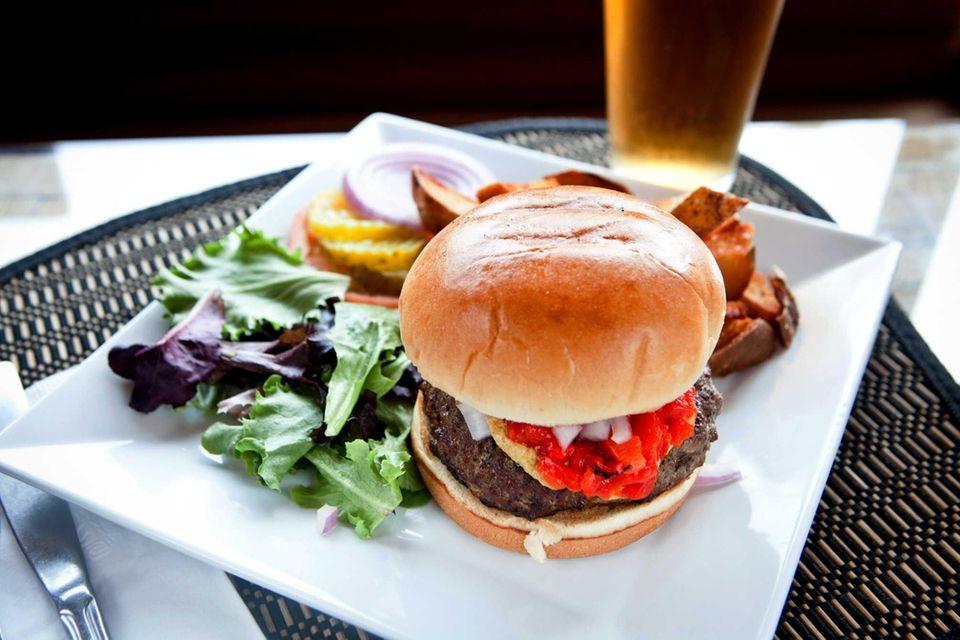 Main Street Cafe, Northport: For its Irish burger,