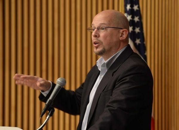 Ken Slentz, the New York State Deputy Education
