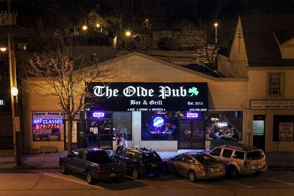 The Olde Pub Bar & Grill in Bellmore,