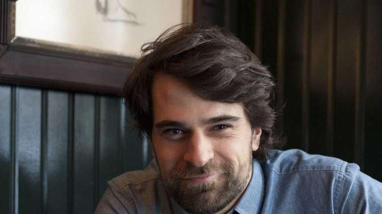 Dane Huckelbridge, author of