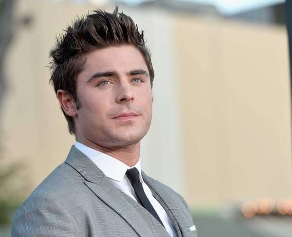 "Zac Efron attends Universal Pictures' ""Neighbors"" premiere at"