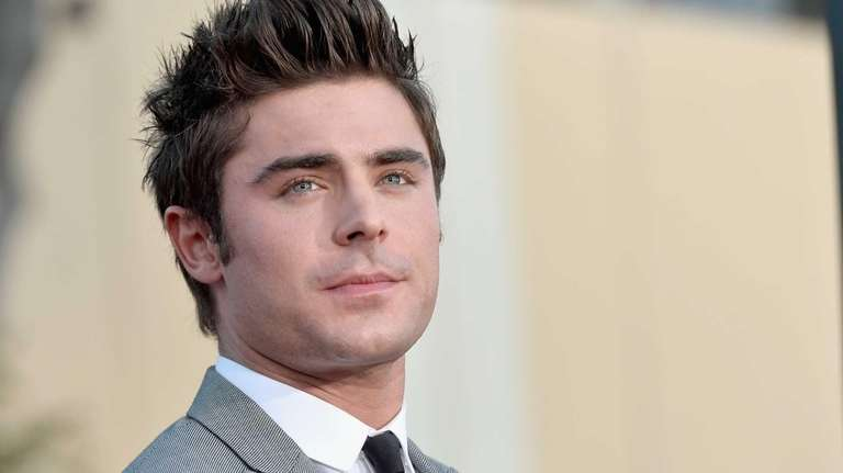 Zac Efron attends Universal Pictures'
