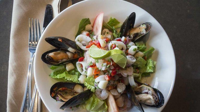 Corazon de Cuba Restaurant in Long Beach serves