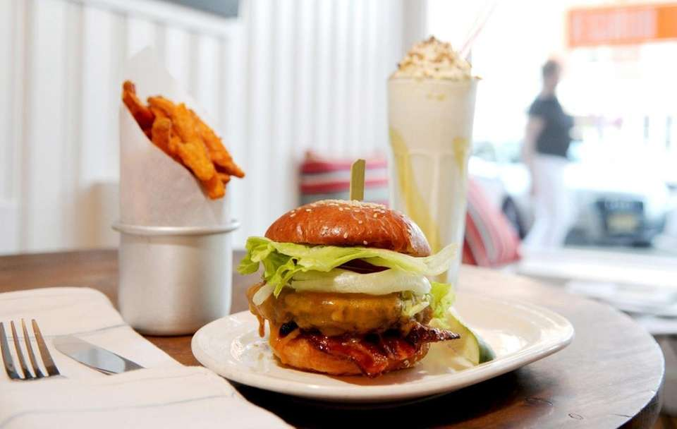 LT Burger, Sag Harbor: Here, you can dress