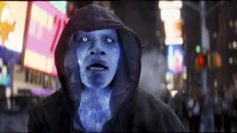 Jamie Foxx as Electro in