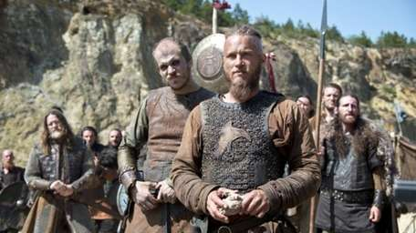 In this photo dated July, 8 2013 Ragnar,