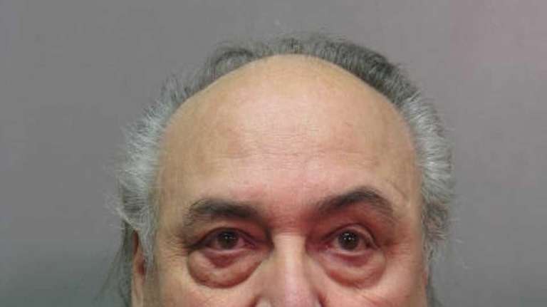 Dion Irizarry, 70, of Farmingdale, was sentenced to