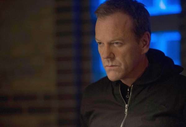 "Kiefer Sutherland returns as Jack Bauer in ""24:"