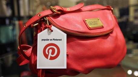 A handbag sold at Nordstrom carries a tag