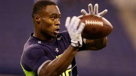 Oregon State wide receiver Brandin Cooks makes a