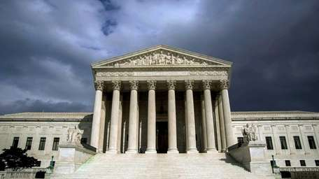 The Supreme Court Building in Washington, D.C. on
