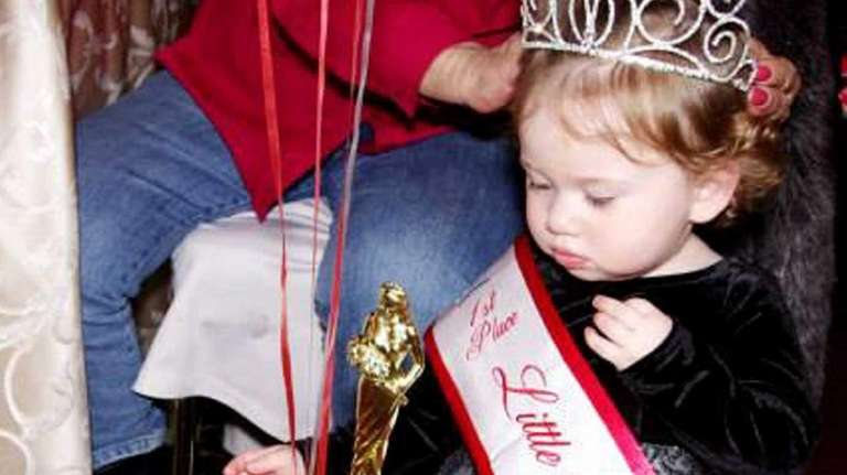 A photo of Little Miss Long Island Pageant