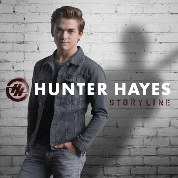"""Storyline,"" the latest release by Hunter Hayes."