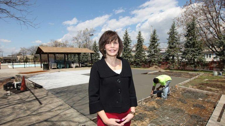 Victoria Dinielli, director of the Freeport Recreation Center,