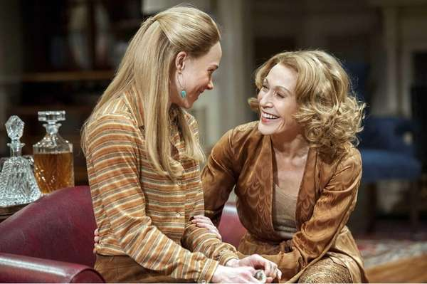 Kristen Bush as Anna Fitzgerald and Jan Maxwell