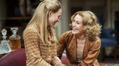 Kristen Bush as Anna Fitzgerald and Jan Maxwell