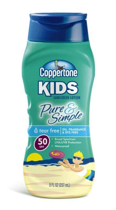 Coppertone, one of the over-the-counter products produced by