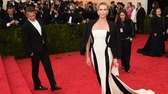 "Sean Penn and Charlize Theron attend the ""Charles"