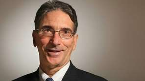 Retired physician Dr. Steven Picca is shown at