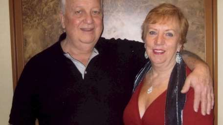 Victor and Donna Santoro of St. James will