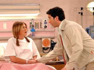 "Ross and Rachel (""Friends"")"