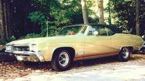 1968 Buick GS 400 owned by James Hoffman.