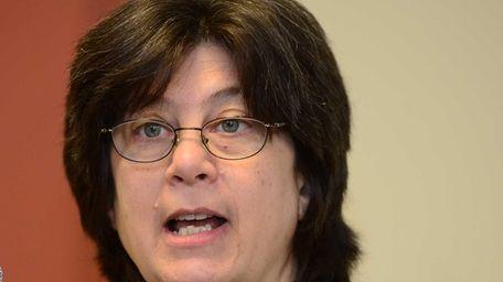 Ann Golob, Director of The Long Island Index,