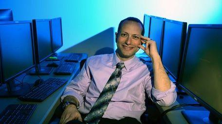 Steve Rubin, seen on April 29, 2014, is