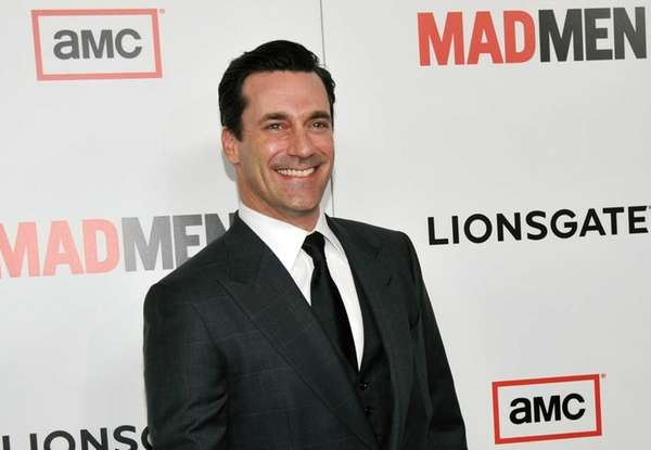 """Mad Men"" star Jon Hamm attends the season"