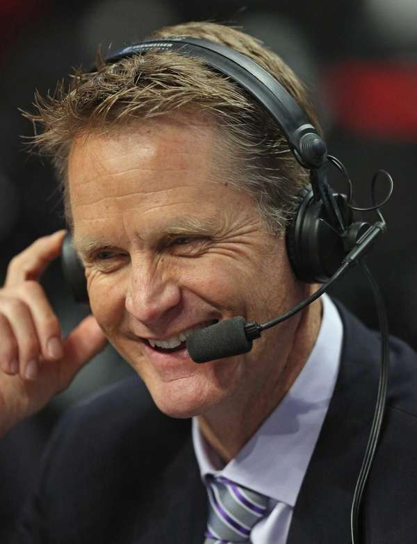 Broadcaster and former NBA player Steve Kerr, rumored