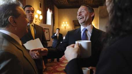 Candidate for New York State governor Rob Astorino,