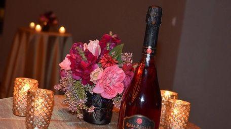 Strawberries, cherries, and brightness are bottled in Banfi's