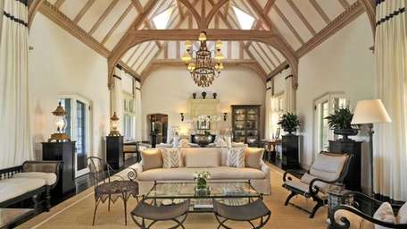 Wooldon Manor, an estate in Southampton on the