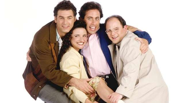"3. ""Seinfeld"": Not enough that ""Seinfeld"" would have"