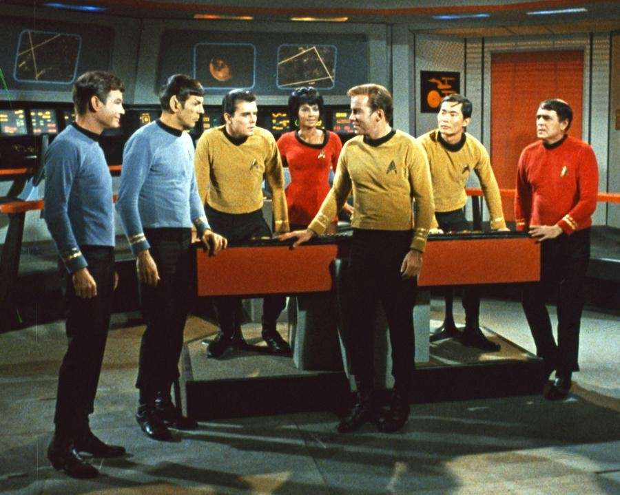 Gene Roddenberry launched one of pop culture's most