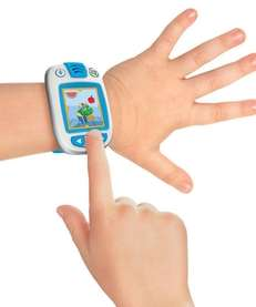 LeapFrog's LeapBand, a wearable fitness tracker for kids,