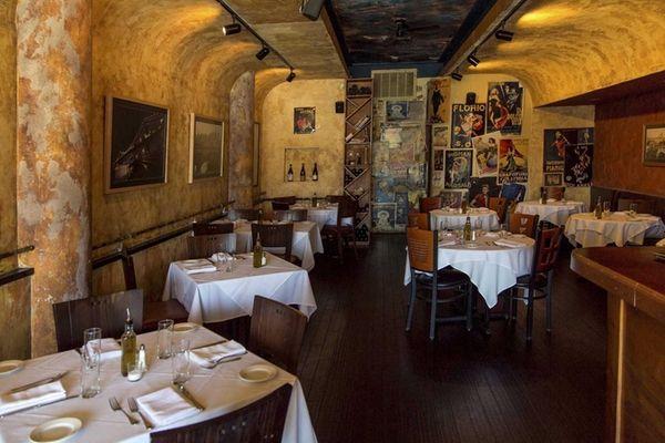 Vespa, the long-standing Italian restaurant on Northern Boulevard