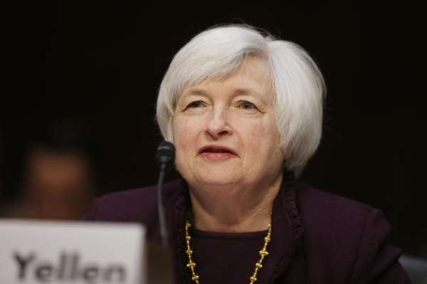 Federal Reserve Chairwoman Janet Yellen testifies on May