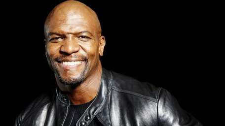 Actor and former NFL player Terry Crews has