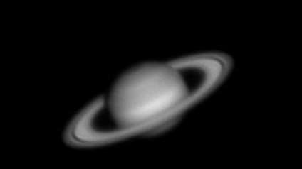 This weekend, Saturn will give skywatchers one of