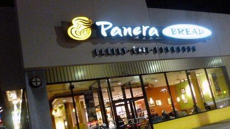 The Syosset Panera Bread location.